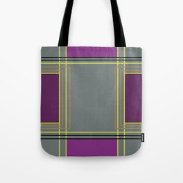 Geo From the Block. Tote Bag