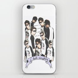 HARRY STYLES - HEAVEN IS A PLACE ON EARTH WITH YOU iPhone Skin