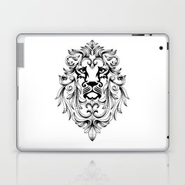 Heraldic Lion Head Laptop & iPad Skin
