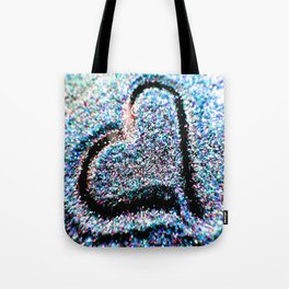 Sparkling Love Tote Bag