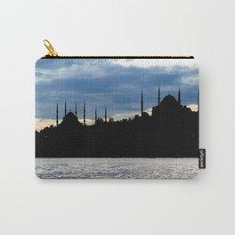 Sultanahmet Camii Skyline Istanbul Turkey Carry-All Pouch