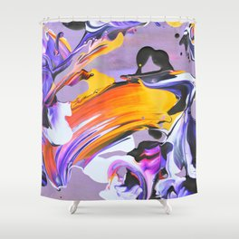 .untitled. Shower Curtain