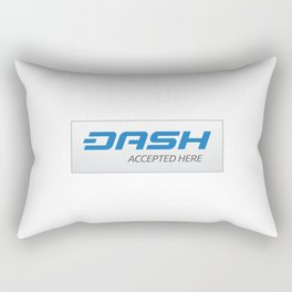 Accepted here: DASH Rectangular Pillow