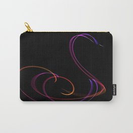 Swan #1 Carry-All Pouch