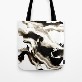 Black + White 3 Tote Bag