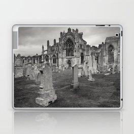 Melrose Abbey, Scotland Laptop & iPad Skin