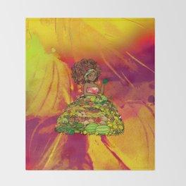 FrutiChomba Throw Blanket