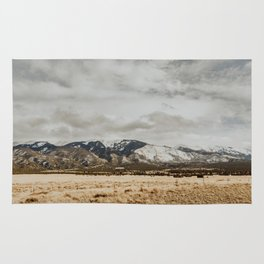Great Sand Dunes National Park - Mountains II Rug