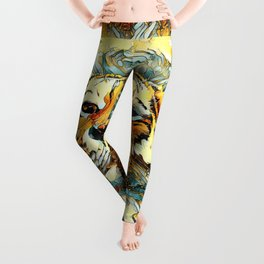 AnimalArt_Tiger_20170601_by_JAMColorsSpecial Leggings
