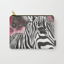 Stripes and Stars Carry-All Pouch