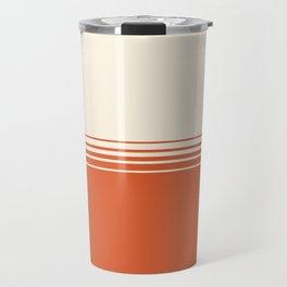Marmalade & Crème Gradient Travel Mug