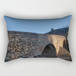 Puente Romano Rectangular Pillow
