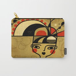 FLAMBOYANT HAT Carry-All Pouch