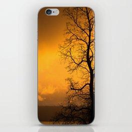 Beautiful Sky iPhone Skin