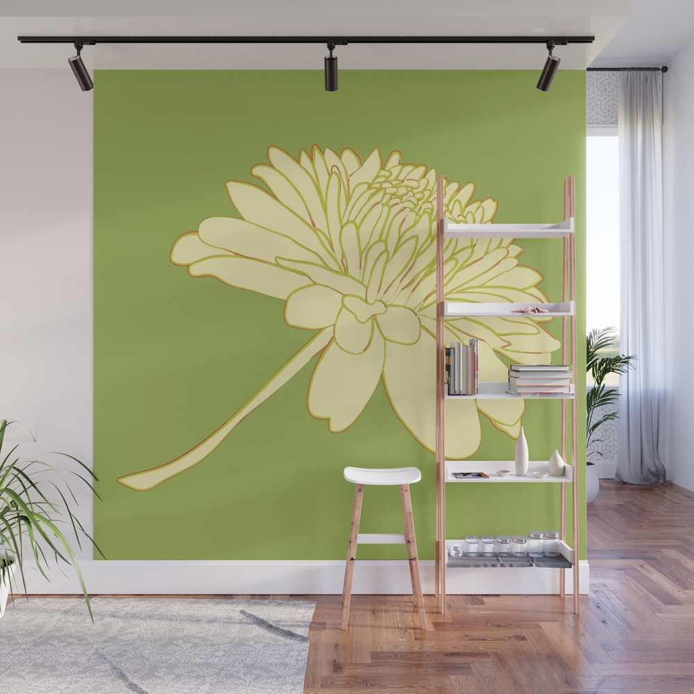 Giant Mum Wall Mural by Bluefour WMP802274
