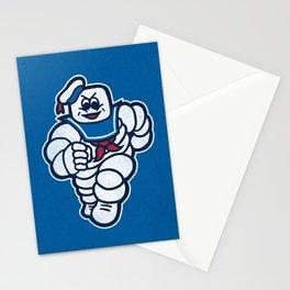 Marshmelin Man Stationery Cards