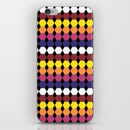 Colorbars iPhone Skin
