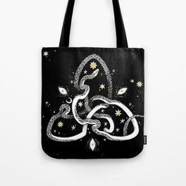 Star Serpent Tote Bag
