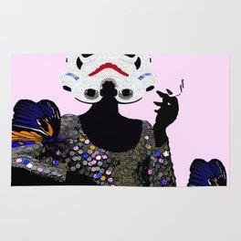 Stormtrooper Diva:  I Don't Mad I Get Even Rug