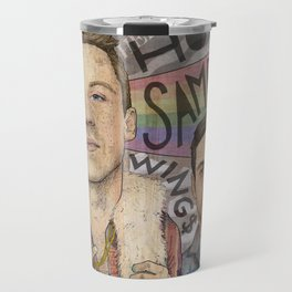 Macklemore & Ryan Lewis - The Heist Travel Mug
