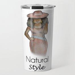 Natural Style Travel Mug