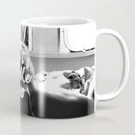 Let's cuddle now Coffee Mug