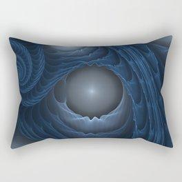 Apotheosis - Journey-Inspired Plastic Fractal Rectangular Pillow