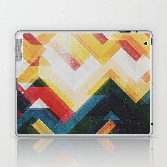 Mountain of energy Laptop & iPad Skin