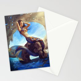 Mexican Mermaid Stationery Cards