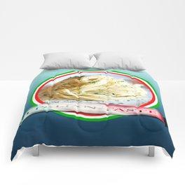 Food. Rolled spaghetti. Italian taste. Comforters