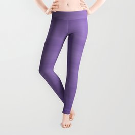 Ultra Violet Gradient Stripes Trendy Color of the year 2018 Leggings
