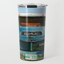 GMC Grain Truck 2 Travel Mug