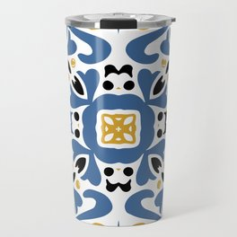 Azulejo 11 Travel Mug