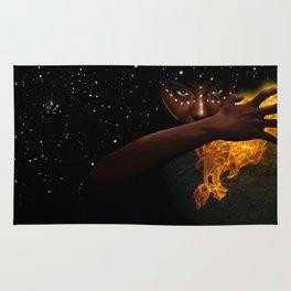 Theonite: Orbit Cover Art Rug