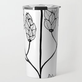 Leaf-like Sumac Travel Mug