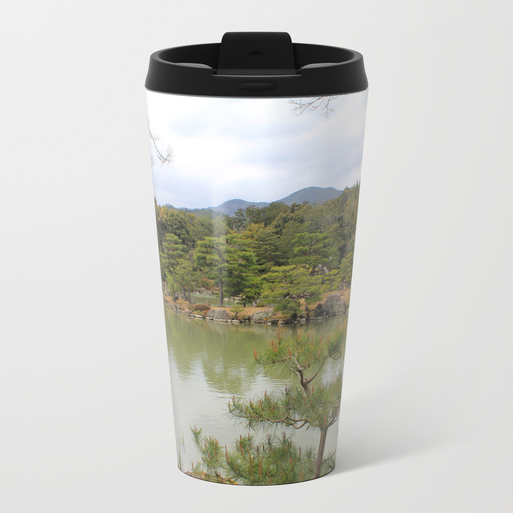 Kinkaku-ji - The Golden Pavillion Travel Cup TRM9055626