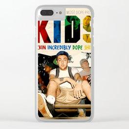 MAC MILLER---K.I.D.S. Clear iPhone Case