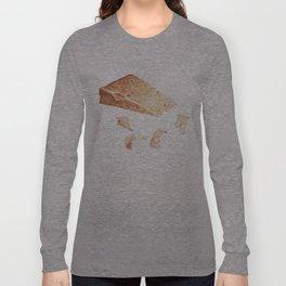 Parmigiano-Reggiano Cheese Long Sleeve T-shirt