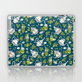 Moroccan Mint Tea Laptop & iPad Skin