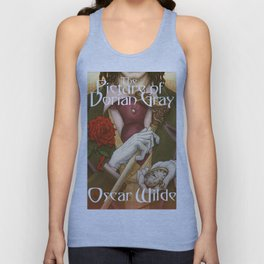 The Picture of Dorian Gray by Oscar Wilde Unisex Tank Top