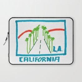 Los Angeles - California Laptop Sleeve