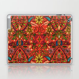 aziza fire Laptop & iPad Skin