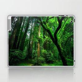 Enchanted forest mood II Laptop & iPad Skin