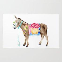 Donkey Rug