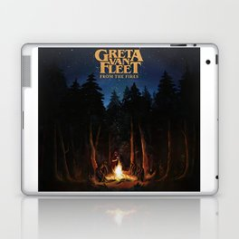 greta van fleet album from the fires Laptop & iPad Skin