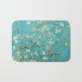 Van Gogh Almond Blossoms Painting Bath Mat