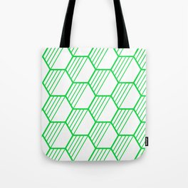 LYLA ((true green)) Tote Bag