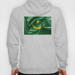 Mauritania Flag Hoody