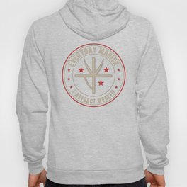 I Attract Wealth activated magickal sigil for making money tshirt gift Hoody