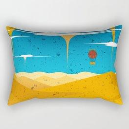ILLUMINATION | DESERT SCENE Rectangular Pillow